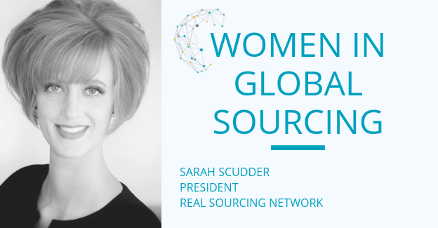 Woman In Global Sourcing: SARAH SCUDDER